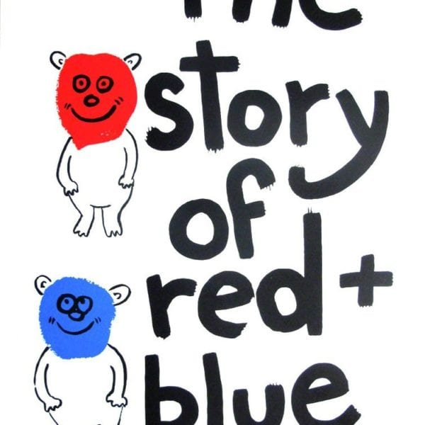 The Story of Red and Blue 5, 1990